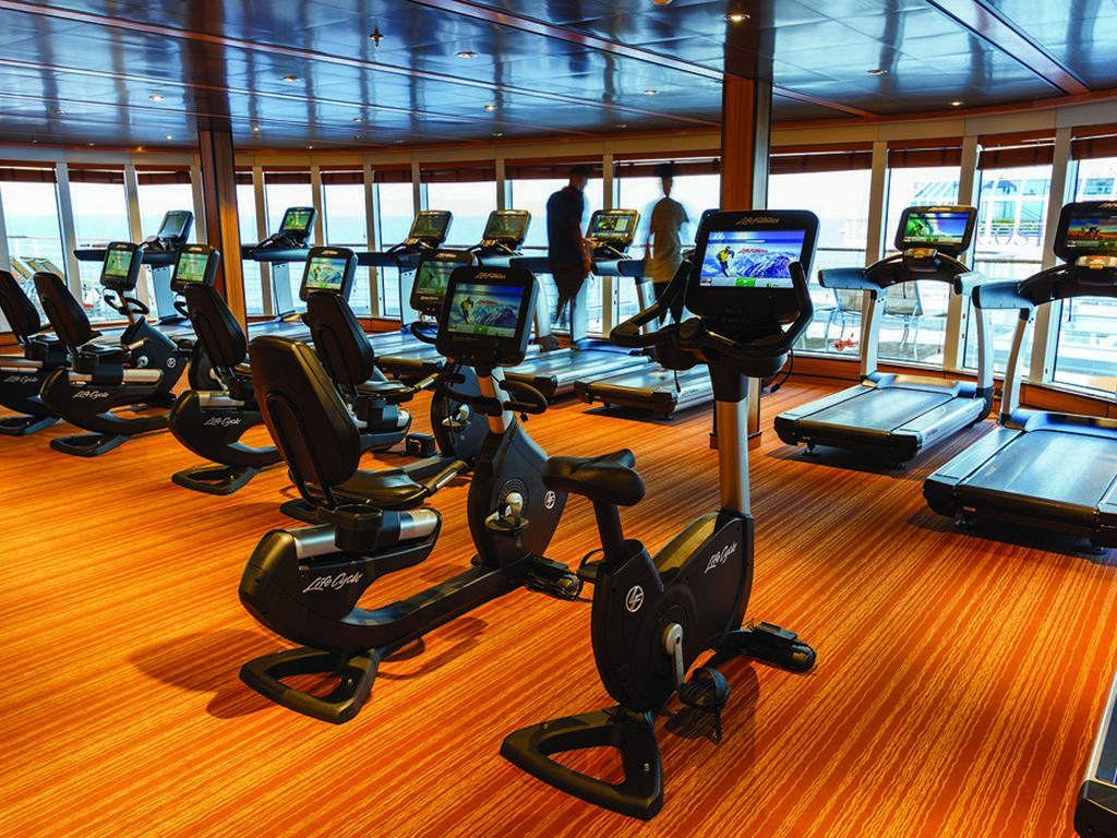 Fitnessstudio 2