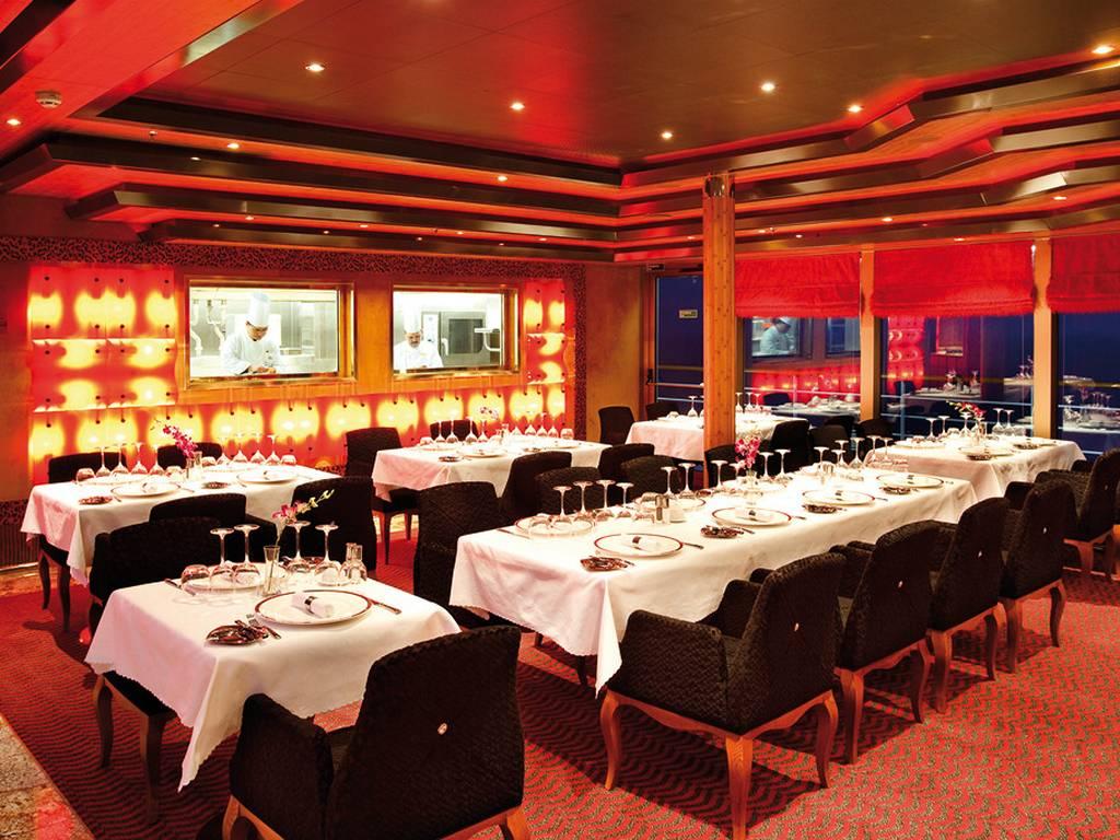 Muscadins Buffet Restaurant