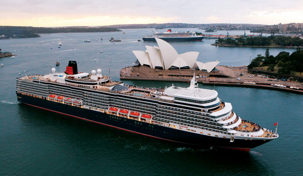 Queen Mary 16