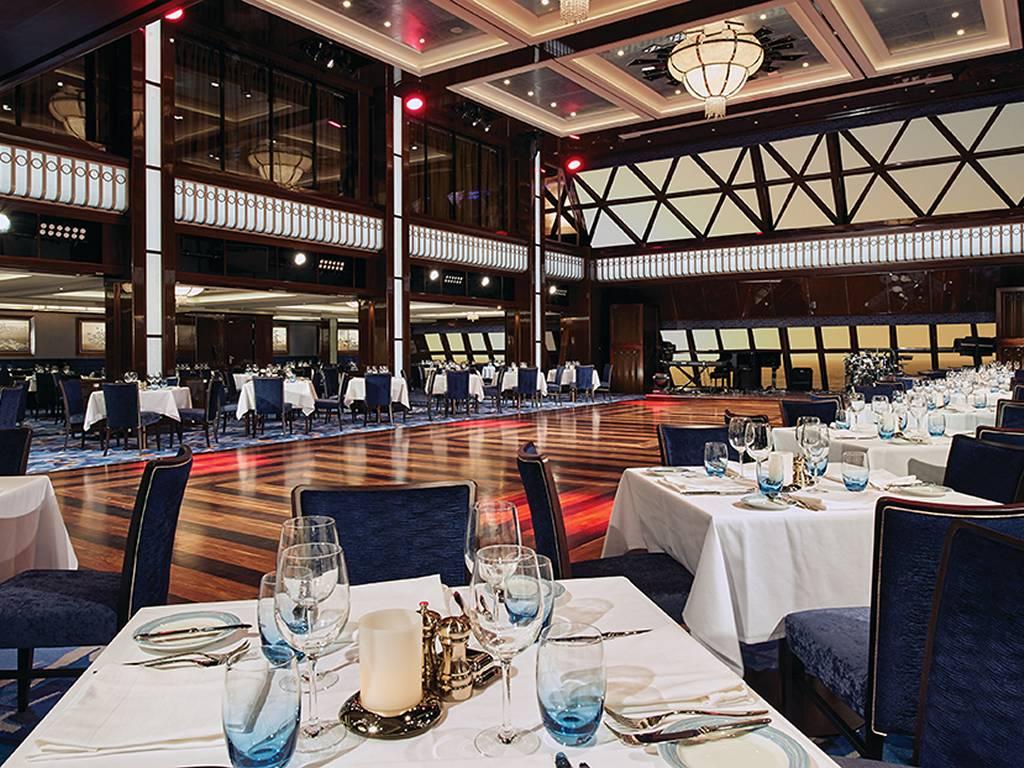 The Manhattan Room Restaurant