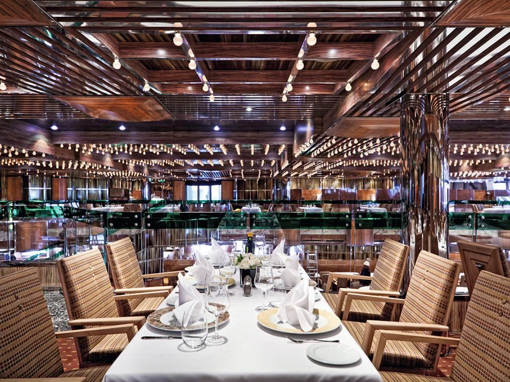 Tulpino Nero Restaurant