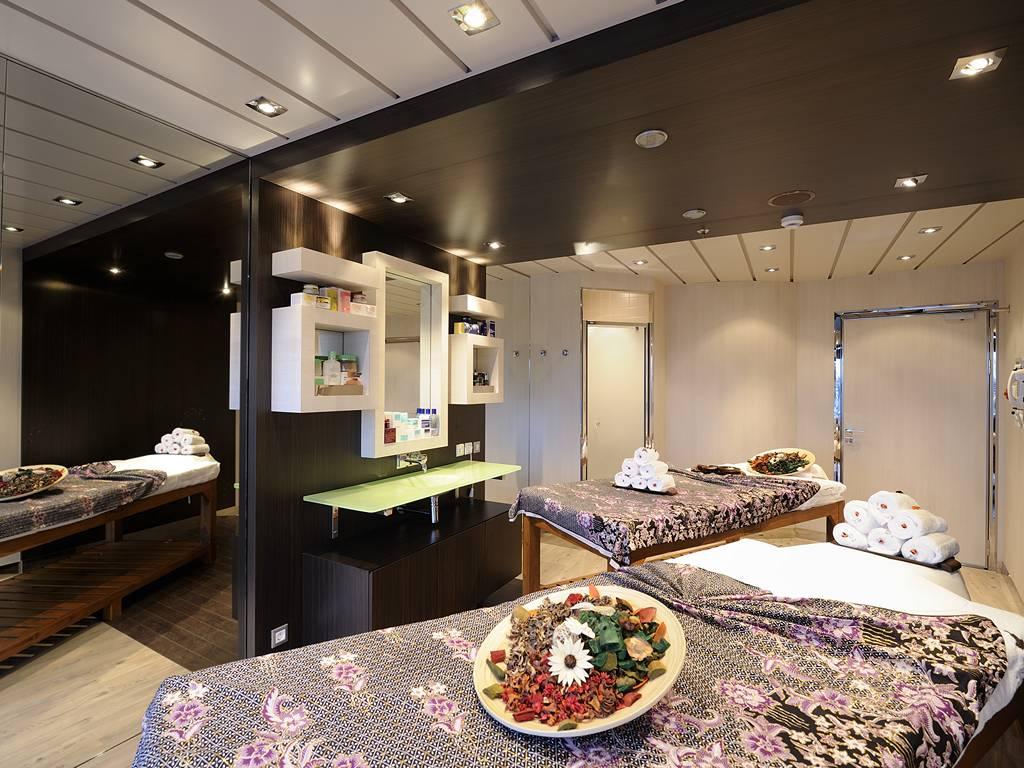 Aurea Spa Massage Room
