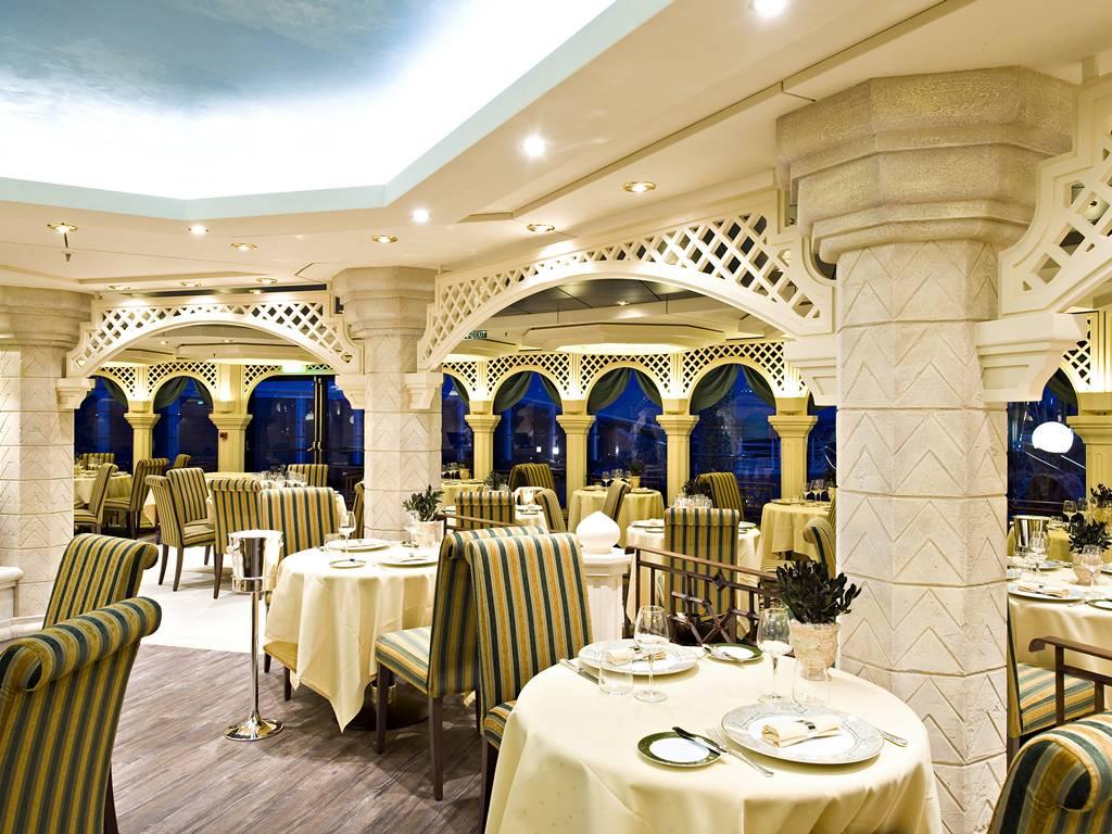 LOlivo MSC Yacht Club Restaurant