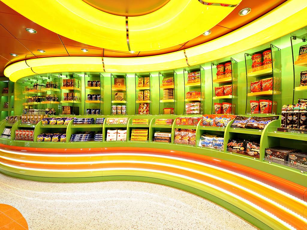 La Caramella Candy Store