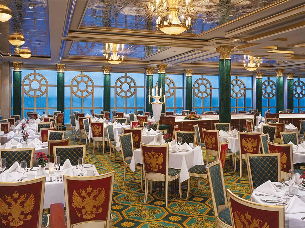 Tsars Palace Hauptrestaurant