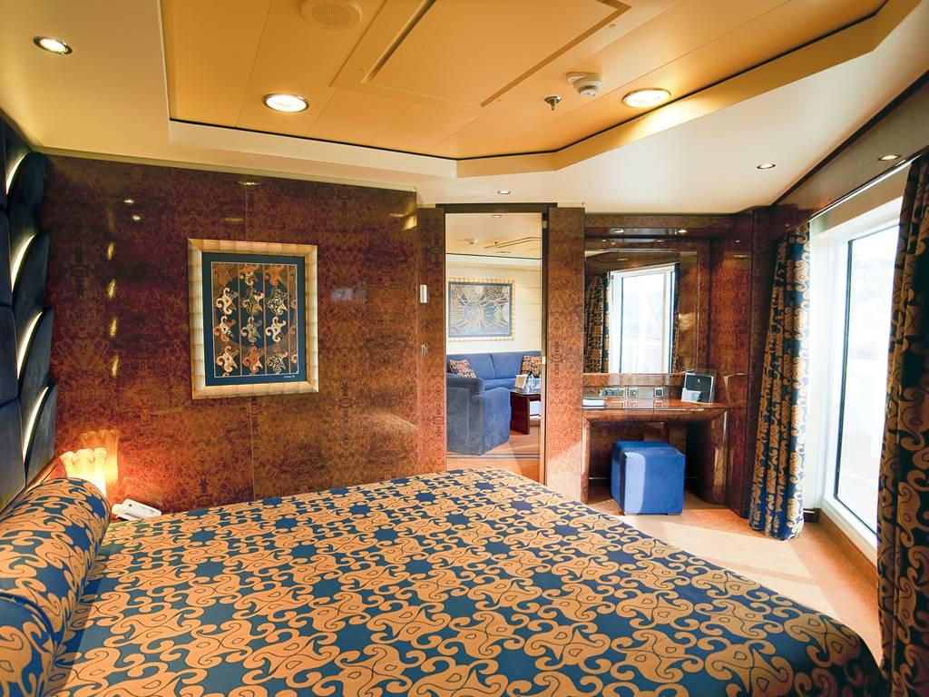 Yacht Club Familien Suite