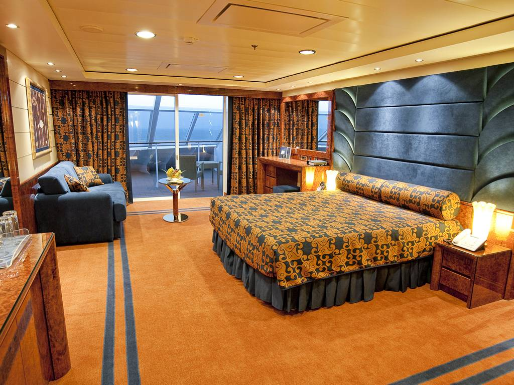 Yacht Club Suite barrierefrei