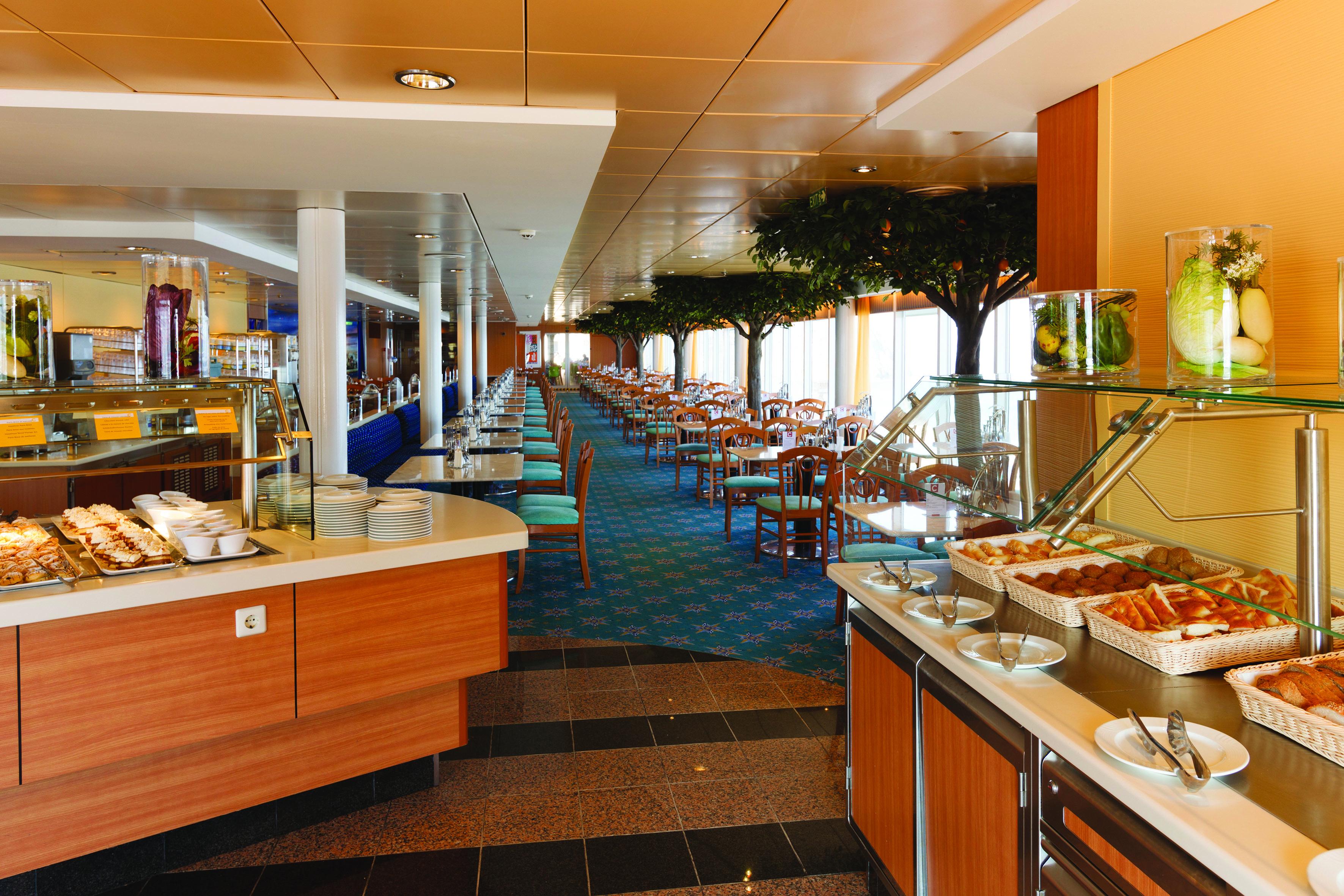 Buffetrestaurant Vernazza