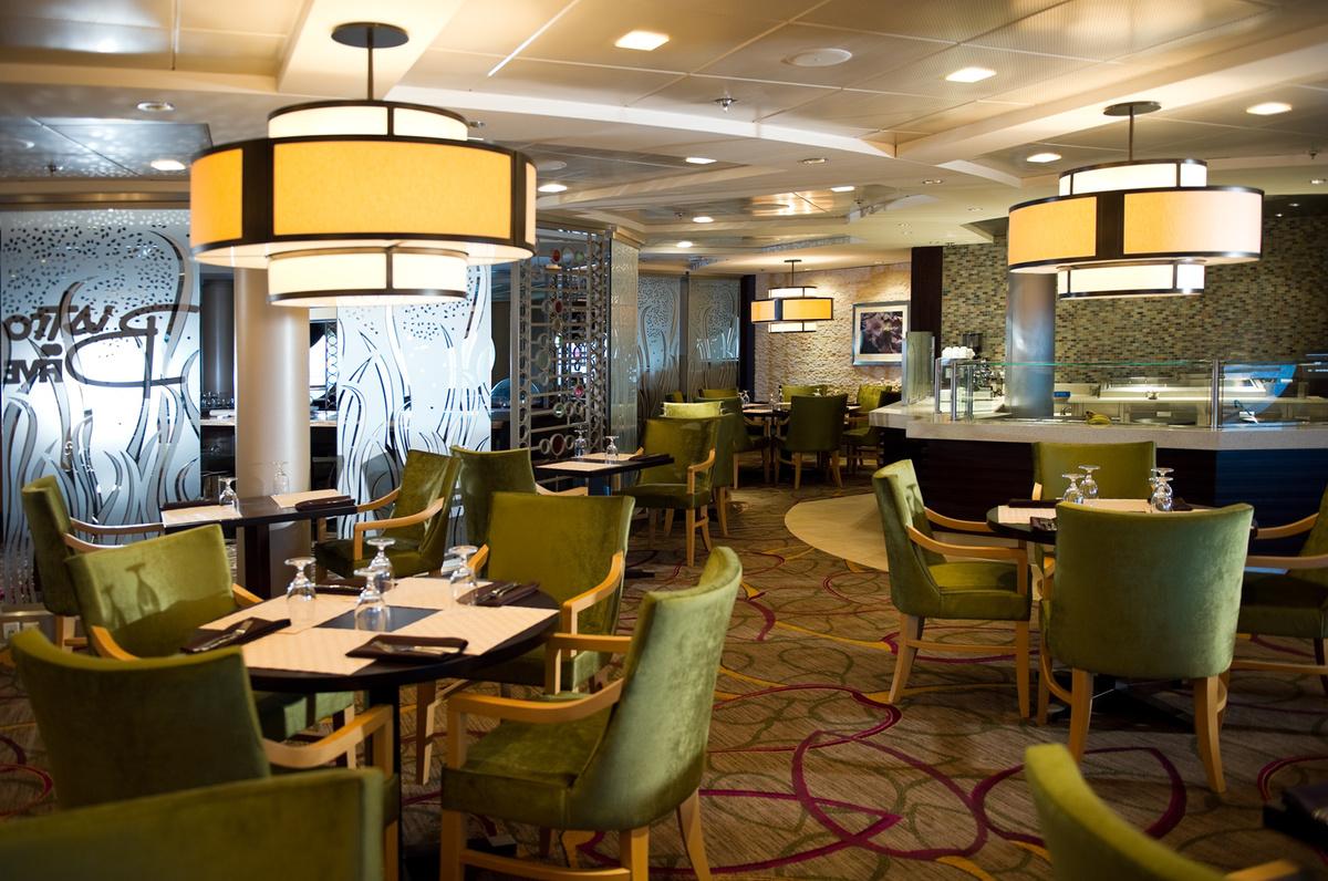 Celebrity Constellation Restaurant