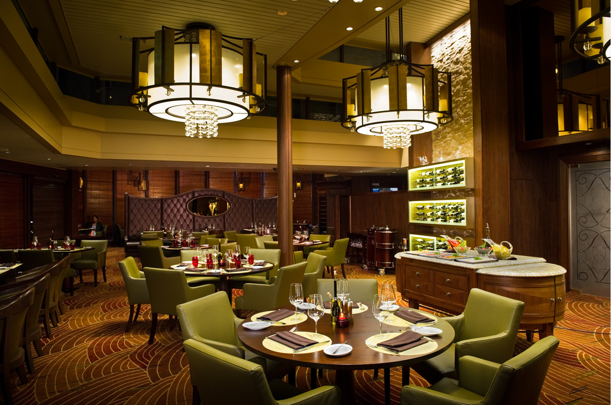 Celebrity Constellation Tuscan Grille