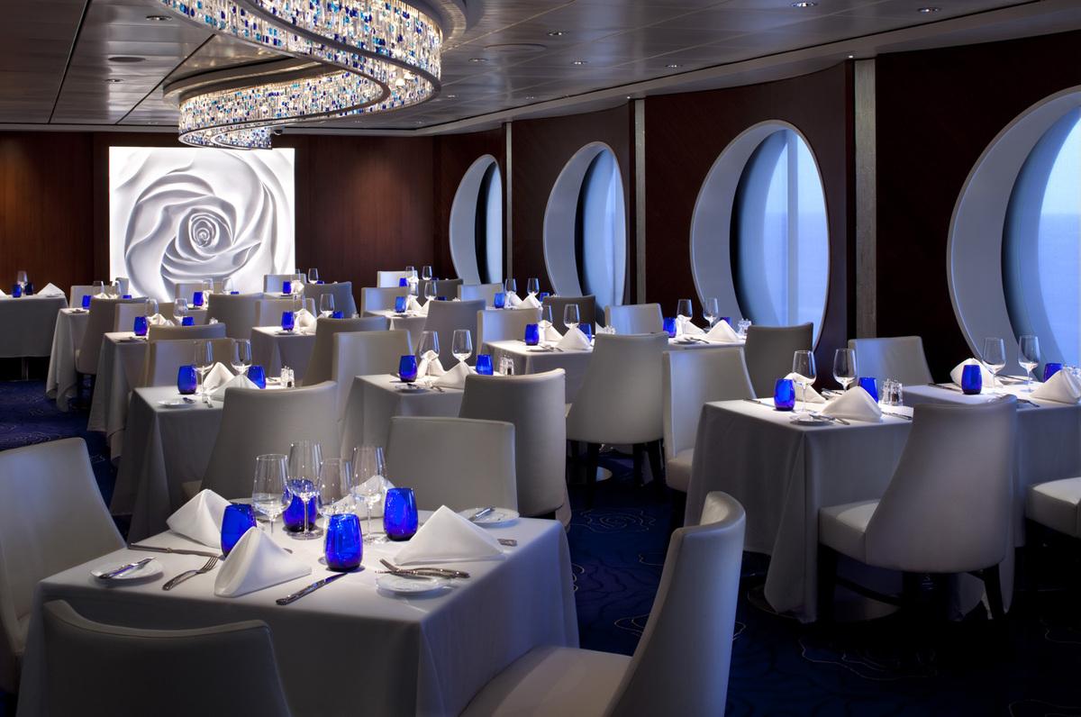 Celebrity Infinity Restaurant 2