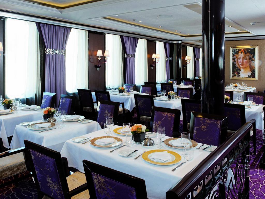 Hauptrestaurant Botticelli