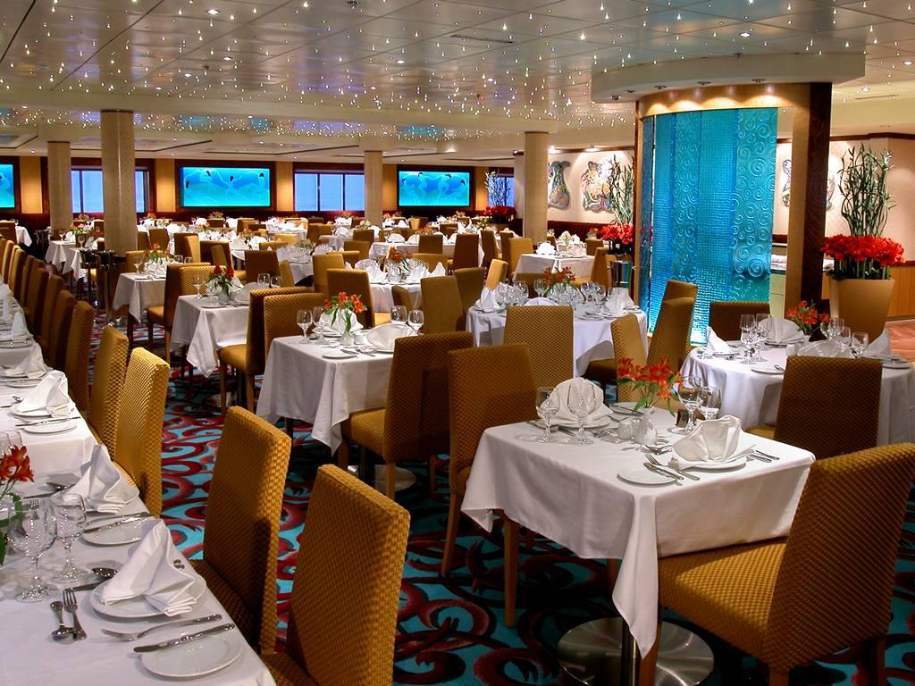 Aqua Hauptrestaurant