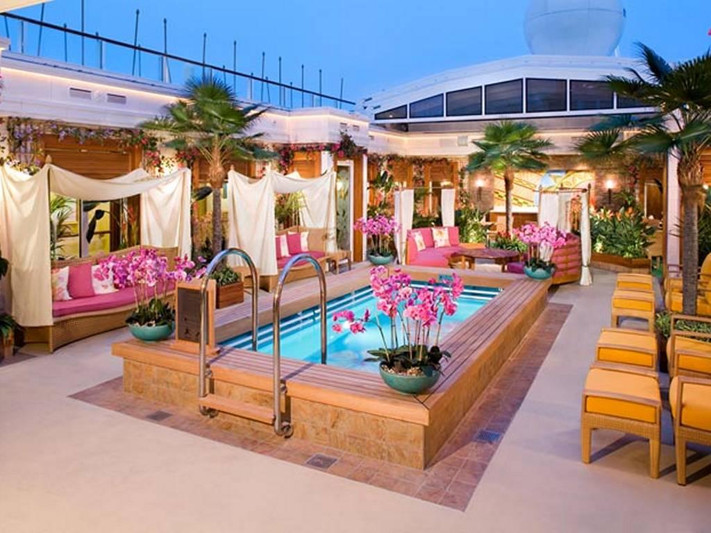 Courtyard Villa Pool