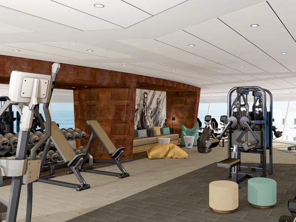 Fitnessstudio 1