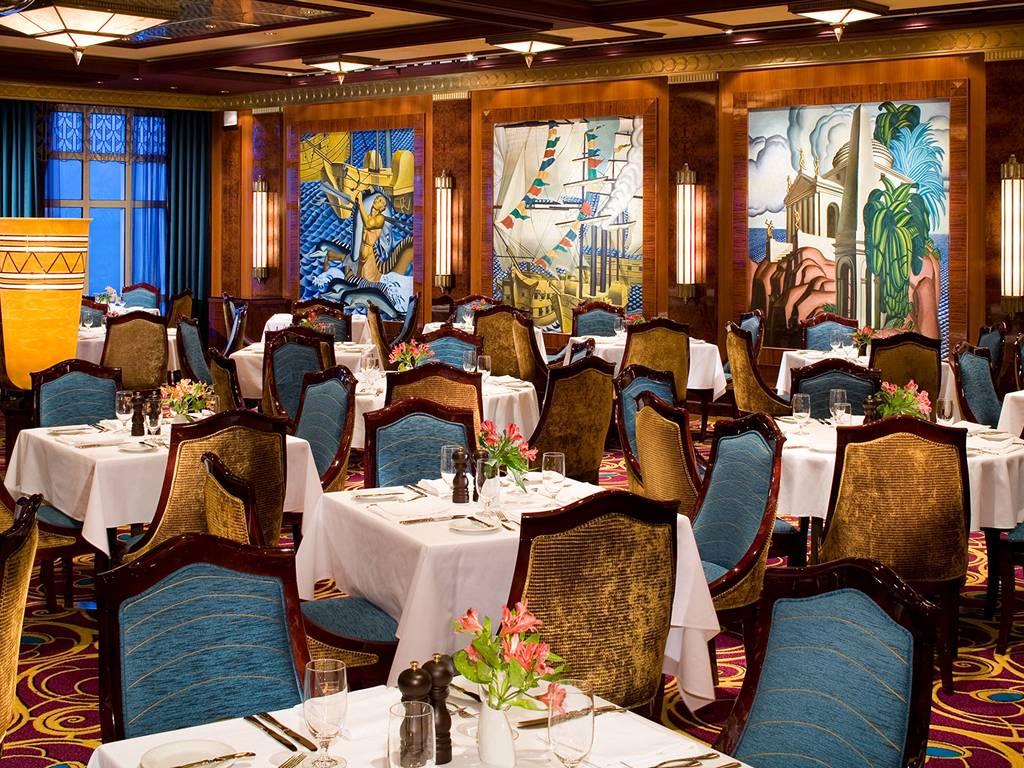 Grand Pacific Hauptrestaurant