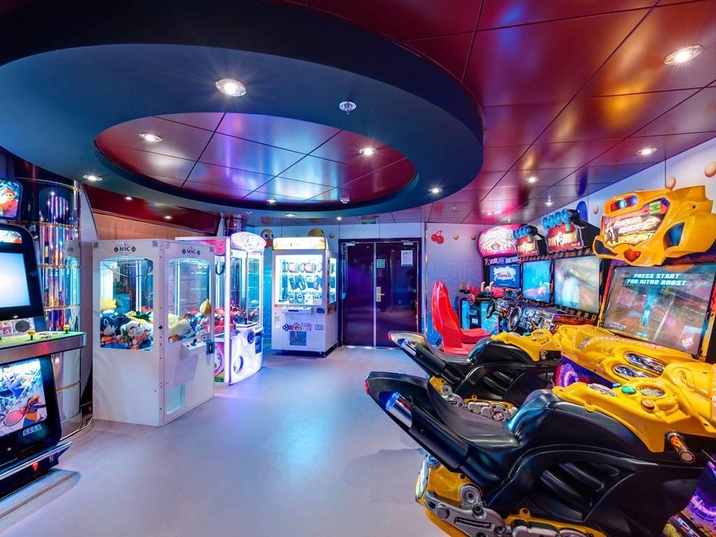 Spielhalle