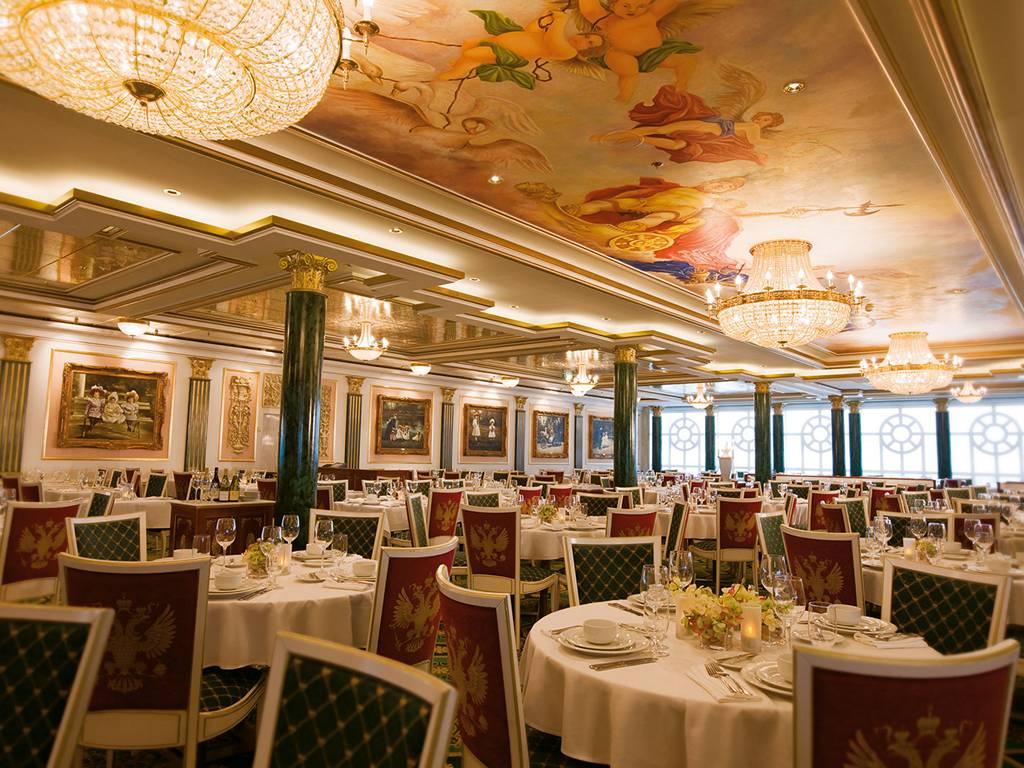 Summer Palace Hauptrestaurant