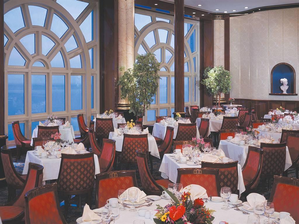 Windows Hauptrestaurant