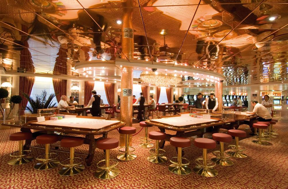 msc sinfonia casino