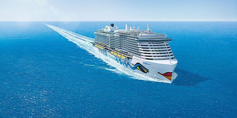 Aida Cruises Aidanova Taufe Auf Dem Aida Open Air