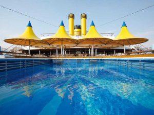 Info, Fotos und Deckplan Costa Luminosa