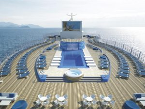 Info, Fotos und Deckplan MSC Seaside